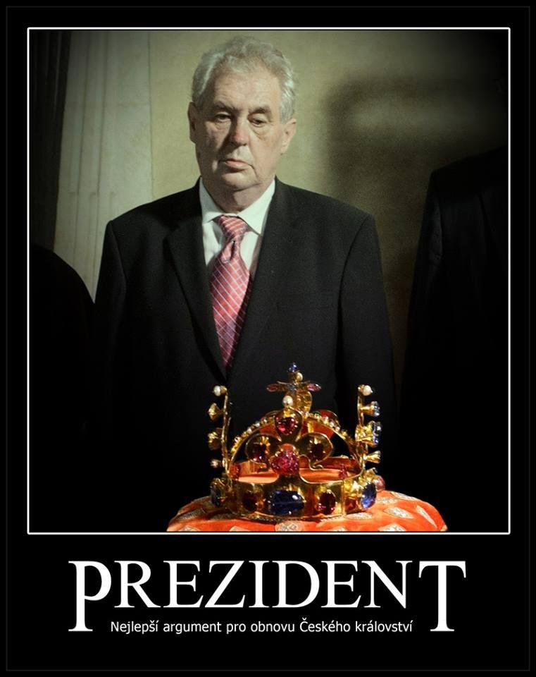 prezident nejlepsi argument