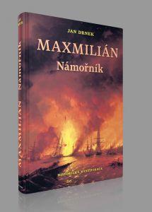 Maxmilian trilogie.obalky 1