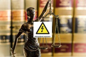Přerušení dodávky právního státu