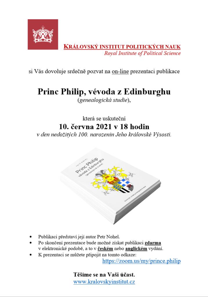 2021 06 Princ Philip pozvanka